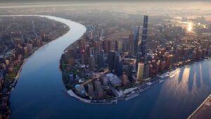 Simulación de Metaverso de Shanghai